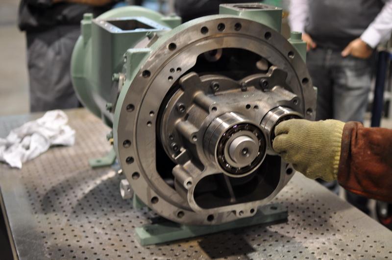 تعمیرات کمپرسور Compressor Repair